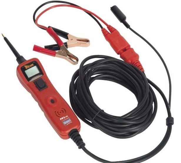 Power Probe 3 III PP319FT Carbon Fiber Powerprobe III With Voltmeter and CD